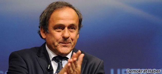 Platini: Şike davası UEFA için kapanmıştır