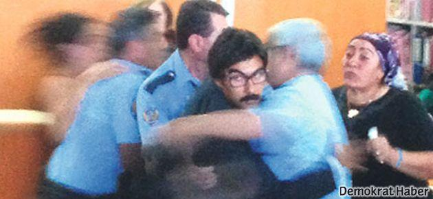Polis fezlekesi: Sarısülük 'şüpheli', Şahbaz 'mağdur'