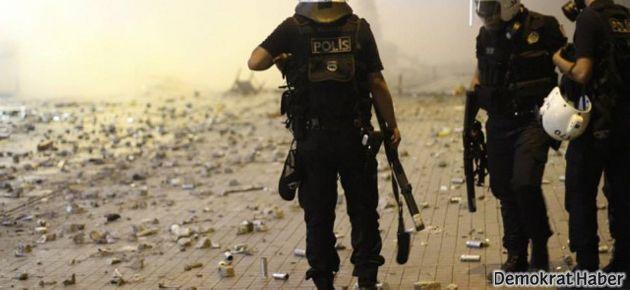 Polis hazırlanıyor: 400 bin biber gazı, 60 yeni TOMA