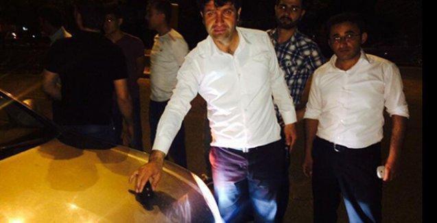 Polis, HDP milletvekilinin aracına ateş açtı!