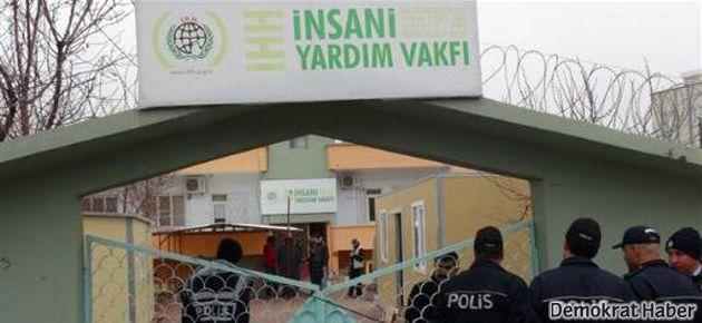 Polis Kilis İHH'da El Kaide araması yaptı