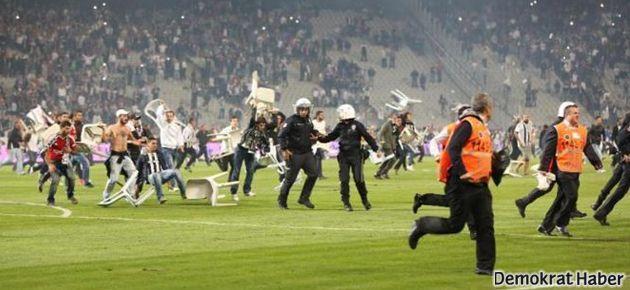 Polis maçlardan önce sosyal medyayı takip edecek