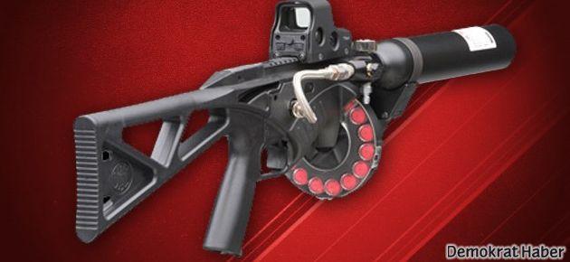 Polis ODTÜ'de  'yasak silah' kullandı