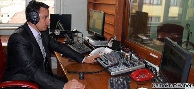 Polis Radyosu'ndan Kürtçe müzik yayını