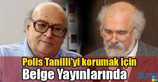 Polis Tanilli'yi korumak için Belge Yayınlarında