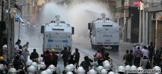 Polise 50 yeni zırhlı TOMA