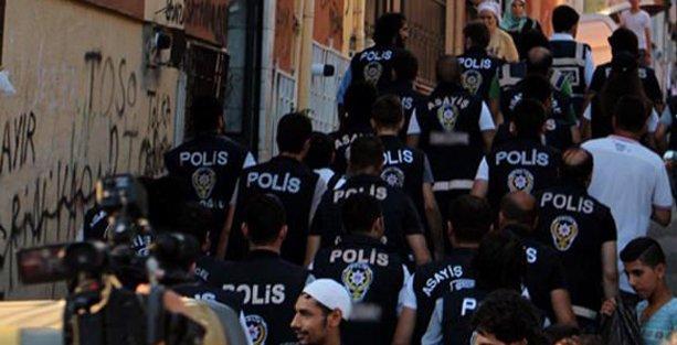 Polise 'makul şüphe' yetkisi