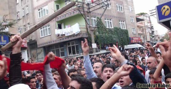 Polis ateş açtı, 3 BDP'li yaralandı