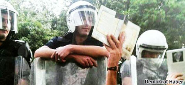 Polisin 'Ape Musa' merakı