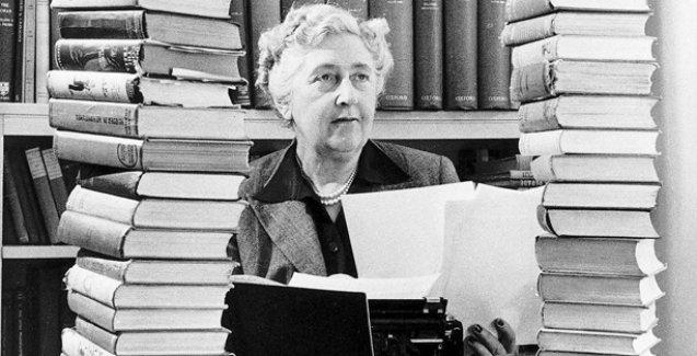 'Polisiyenin kraliçesi' Agatha Christie 125 yaşında