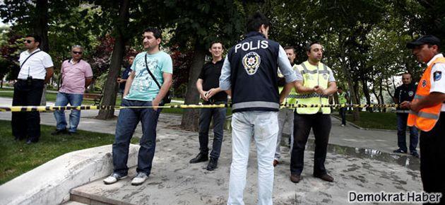 Polisler Gezi Parkı'nı terk etmeye başladı