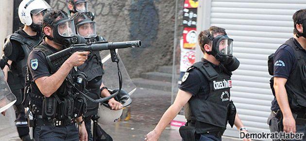 Polislerden CHP'li vekillere suç duyurusu
