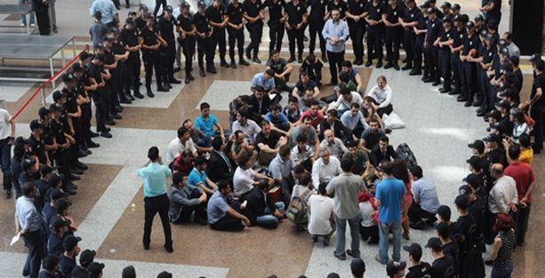 Polislere dinleme emri veren de tutuklayan da aynı hakim