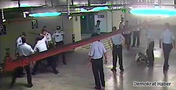 Polislerin 'çivili sopa' dayağı 'basit yaralama' olarak geçti