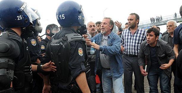 Polisten 3 yıl sonra Hopa savunması: Kendi dükkanlarına saldırdılar