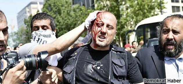 Polisten Ahmet Şık'a 'bana faşist dedin' davası