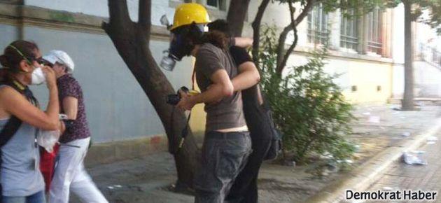 Polisten basına saldırı rekoru