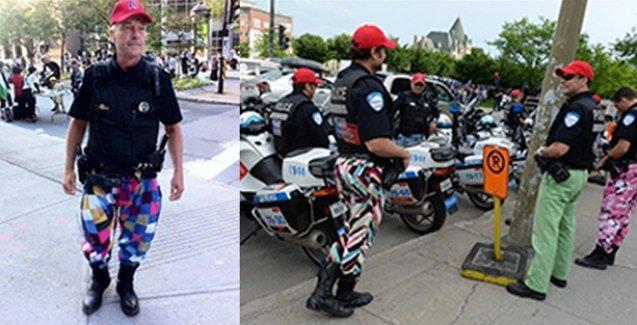 Polisten sivil itaatsizlik