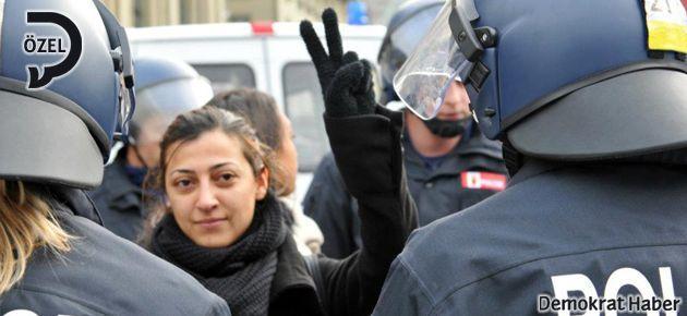 Politik mülteci Seda Aktepe İtalya'da tutuklandı