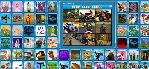Popüler Friv 3D Games