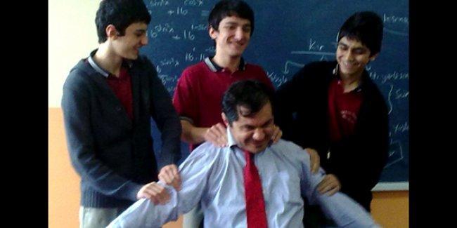 Eğitim Sen, öğretmen Halil Serkan Öz için boykotta