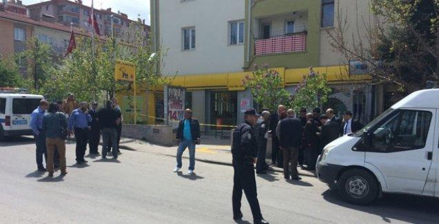 PTT şubesinde silahlı saldırıda rehine krizi