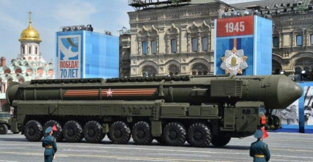 Putin: 40'tan fazla yeni nükleer füze alacağız