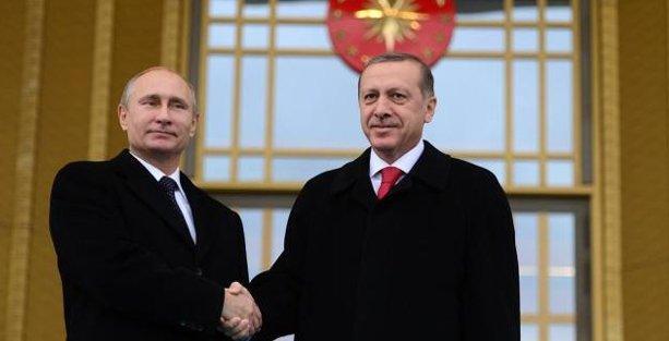 Putin: Erdoğan sert delikanlı