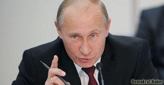 Putin'den ABD'ye uyarılar