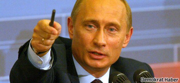 Putin'den Türkiye'ye teşekkür