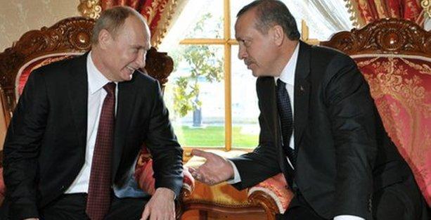 Putin'in Türkiye gezisi: 'Değerli yalnızlıklar' zirvesi