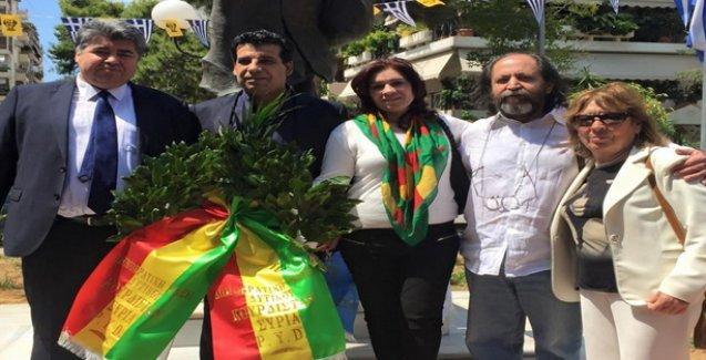 PYD Avrupa Temsilciği, Pontus Rum Soykırımı'nı kınadı