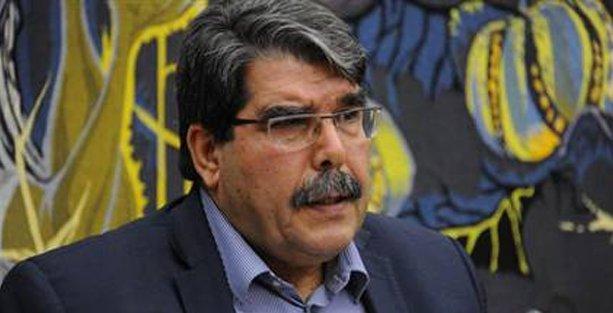 PYD Eş Başkanı Salih Müslim Kobani'de son durumu anlattı