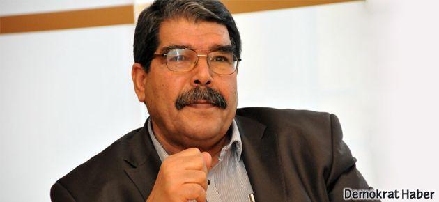 PYD Eşbaşkanı Salih Müslim Davutoğlu ile görüşecek