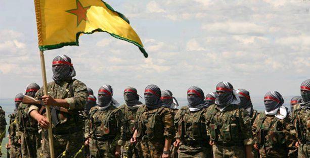 Rabia YPG'nin kontrolüne geçti