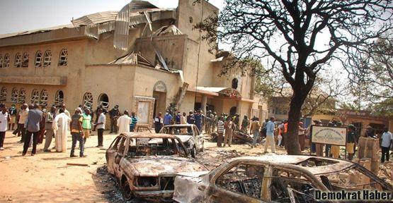 Radikal İslam Afrika'da kilise avında