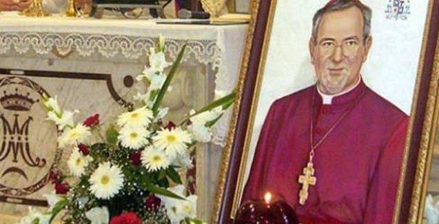 Rahip Santoro öldürülüşünün yıldönümünde anıldı