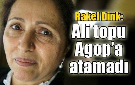 Rakel Dink: Ali topu Agop'a atamadı