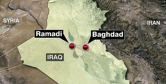 Ramadi 'tamamen' IŞİD'in eline geçti