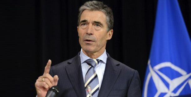 Rasmussen: Türkiye'yi savunmakta tereddüt etmeyiz
