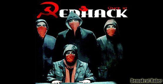 Redhack: AK'lamıyor, Hackliyoruz!