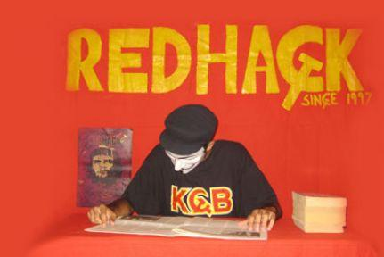 RedHack blogspot'tan 'sızdıracak'