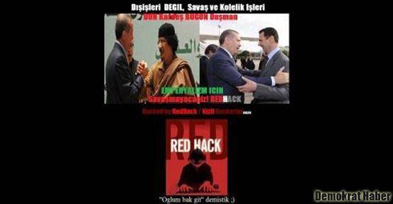 RedHack Dışişleri Bakanlığı'nı hackledi!