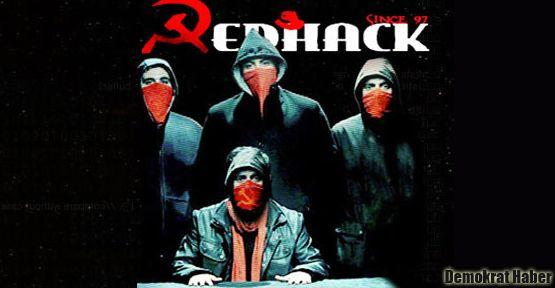 RedHack: Ergenus lamerus'lara izin vermeyeceğiz!