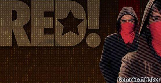 Redhack için çekilen 'RED!' filmi artık internette!