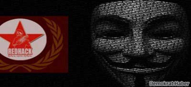 'Redhack tarafından hacklendik'
