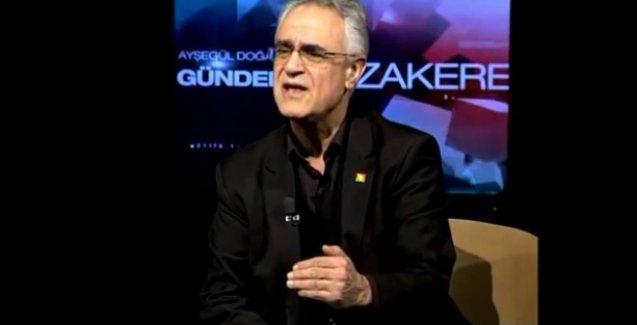 Remzi Kartal: HDP risk de alarak AKP'yi frenlemek için parti olarak seçimlere giriyor
