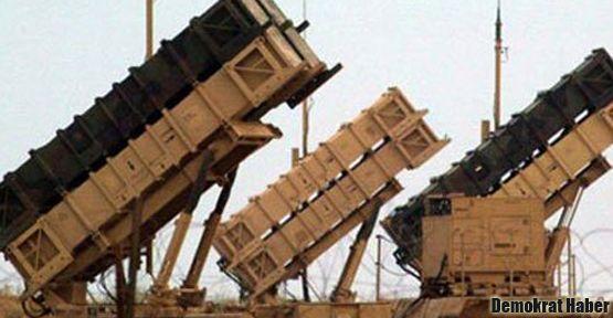 Davutoğlu: NATO füze vermeye hazırlanıyor