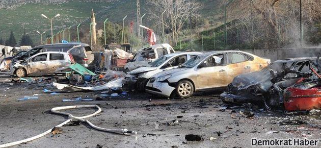 Reyhanlı saldırısı için hükümetten 'Suriye' iddiaları
