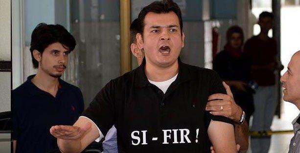 'Rıza Sarraf soytarısına darbe yapan büro amiriyim'